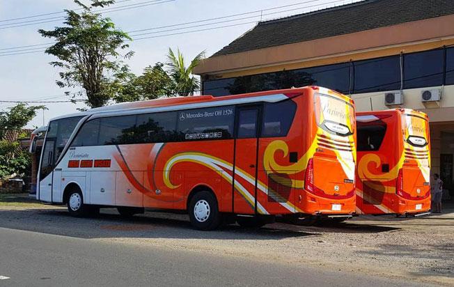 big bus mega citra wisata