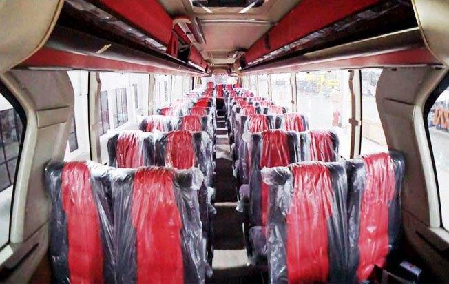 interior bus manhattan