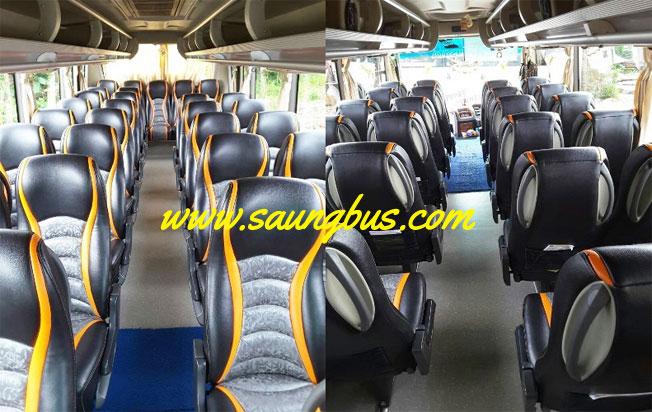 interior bus pariwisata horizon jakarta