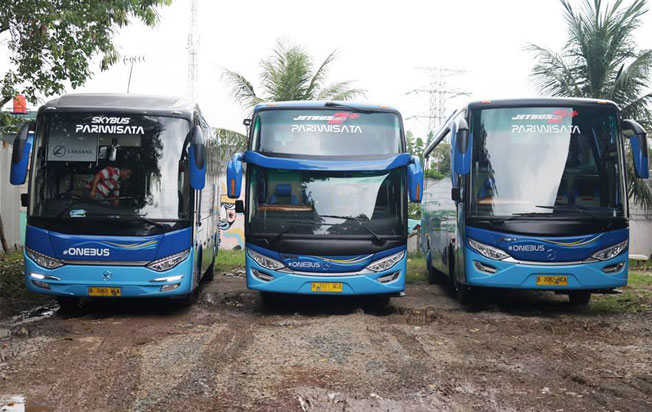 harga sewa bus pariwisata one bus murah