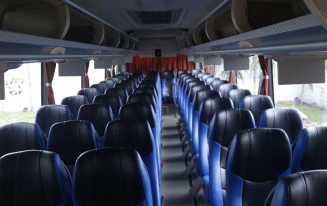 interior one bus sewa bus pariwisata jakarta