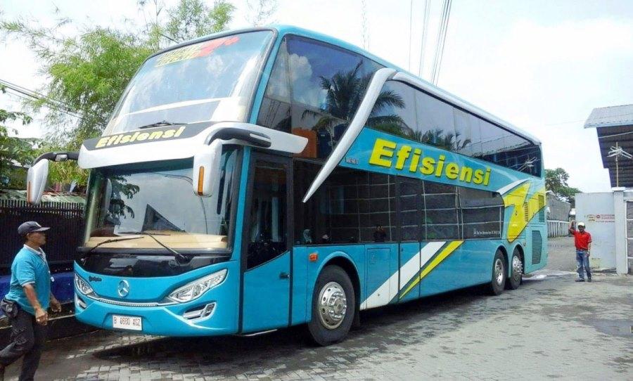 Perbedaan Harga sewa Bus Pariwisata