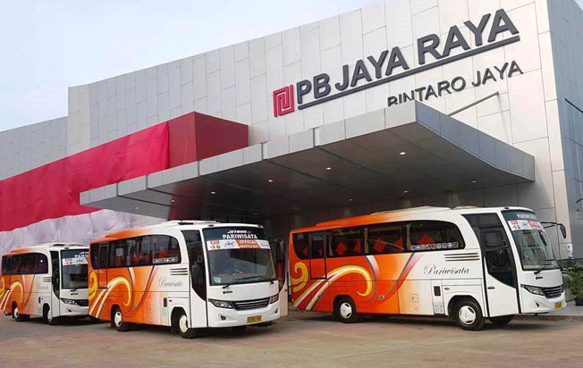 mega citra wisata medium bus